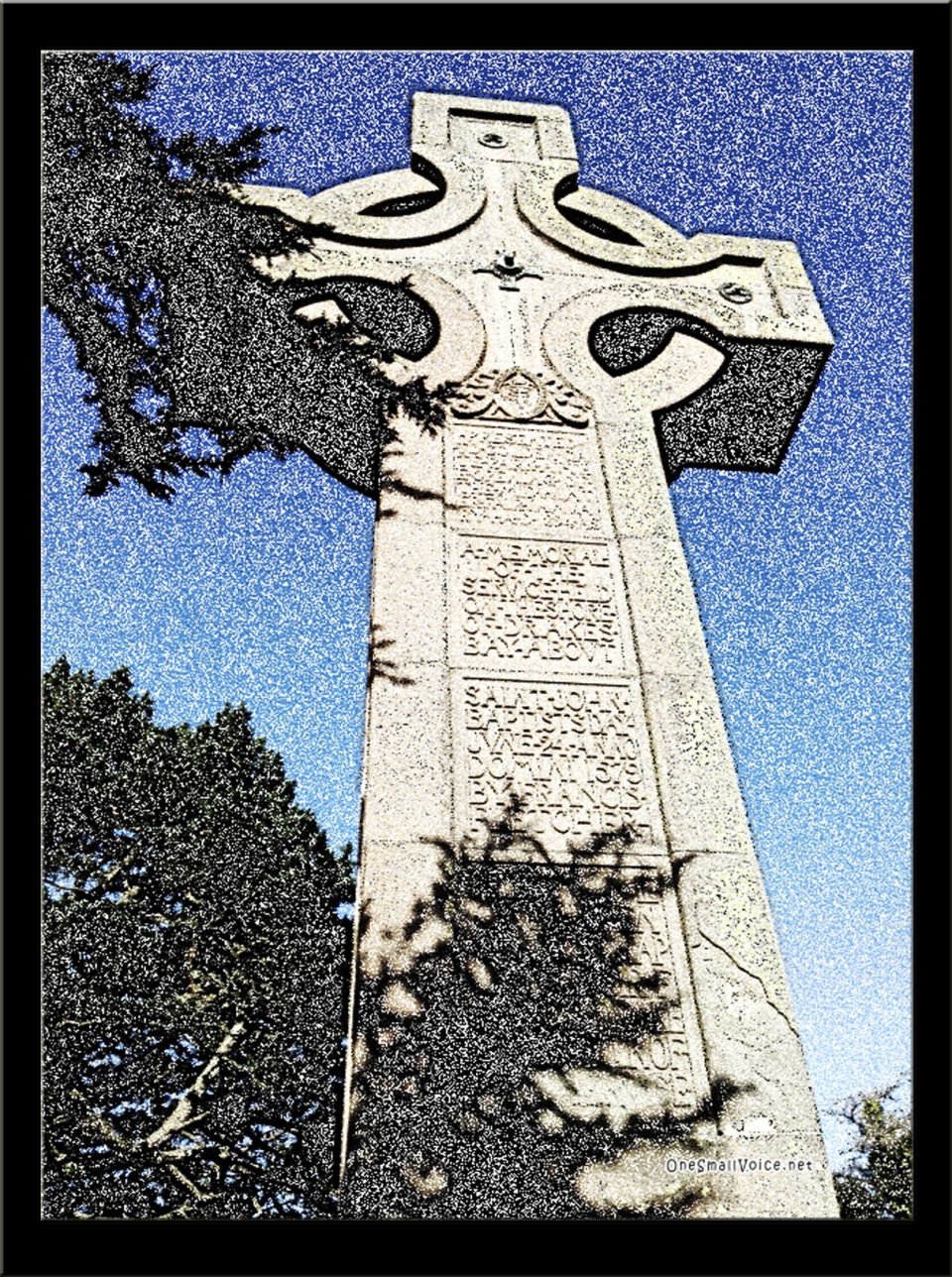 Cross in Golden Gate Park_2