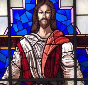 stained-glass-jesus