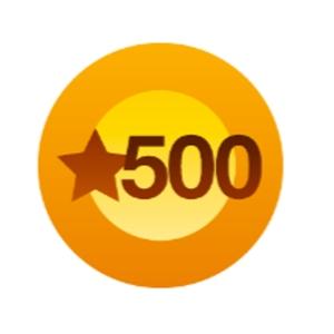 500-likes